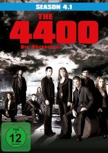 The 4400: Die Rückkehrer - Season 4.1 [2 DVDs]