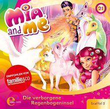 Mia and me - Die verborgene Regenbogeninsel - Das Original-Hörspiel zur TV-Serie, Folge 21