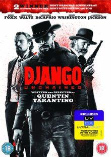Django Unchained [DVD] (IMPORT) (Keine deutsche Version)