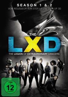 The LXD: The Legion of Extraordinary Dancers - Season 1 & 2 [2 DVDs]