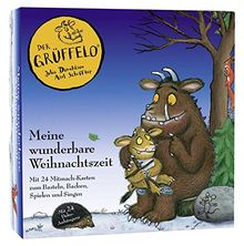 Der Grüffelo - Meine wunderbare Weihnachtszeit