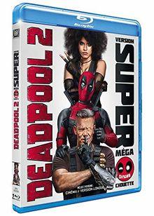 Deadpool 2 [Deadpool 2 - Version Longue et Cinéma] [Deadpool 2 - Version Longue et Cinéma] [Import italien]