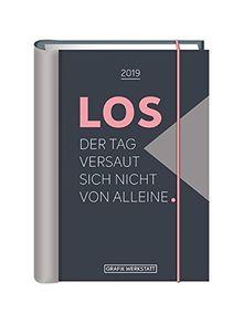 Terminplaner 2019 Los...: Terminplaner Hardcover