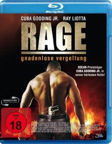 RAGE - Gnadenlose Vergeltung (Blu-ray)