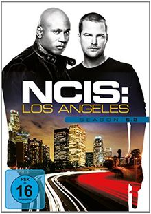NCIS: Los Angeles - Season 5.2 [3 DVDs]