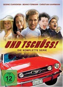 Und tschüss! - Die komplette Serie (4 DVDs)
