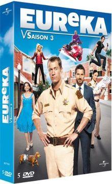 Eureka, saison 3 [FR Import]