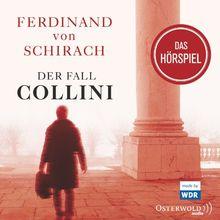 Der Fall Collini (Hörspiel): 1 CD