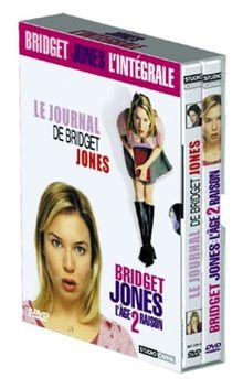 Coffret Bridget Jones 2 DVD : Le Journal de Bridget Jones / Bridget Jones : L'âge de raison [FR Import]