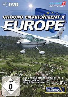 "Flight Simulator X - Ground Environment X ""Europe"""
