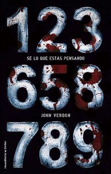 Se Lo Que Estas Pensando = Think of a Number (Roca Editorial Thriller)