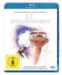 E.T. - Der Außerirdische - Preisgekröntes Meisterwerk [Blu-ray]
