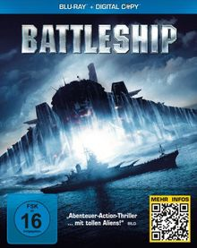 Battleship (+ Digital Copy) (Steelbook) [Blu-ray] [Limited Edition]