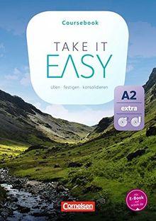 Take it Easy: A2 Extra - Kursbuch mit Video-DVD und Audio-CD