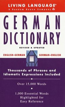 Basic German Dictionary (Complete Basic Courses)