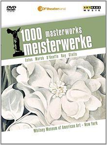 1000 Meisterwerke - Whitney Museum of American Art - New York