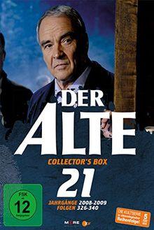 Der Alte - Collector's Box Vol. 21 (Folgen 326-340) [5 DVDs]