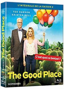 Coffret the good place, saison 2, 12 épisodes [Blu-ray]