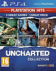 Uncharted NDC PS Hits