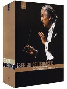 Sergiu Celibidache - 5 DVD Box