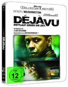 Deja Vu - Wettlauf gegen die Zeit - Steelbook [Blu-ray] [Collector's Edition]