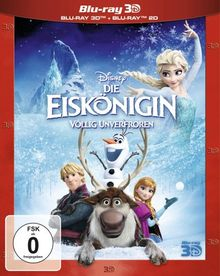 Die Eiskönigin (inkl. 2D-Blu-ray) [3D Blu-ray]