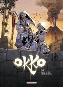 Okko - Le Cycle du feu - Intégrale Tome 7 + Tome 8