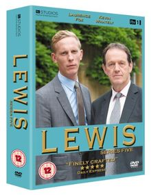 Lewis - Series 5 [2 DVDs] [UK Import]