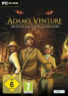 Adam's Venture (PC)