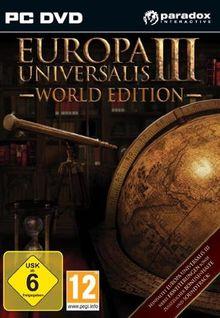 Europa Universalis 3 World Edition (PC)
