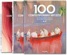 100 Contemporary Artists: 100 zeitgenössische Künstler von A - Z (25)