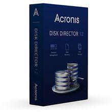 Acronis Disk Director 12 zur Festplatten- und Partitionsverwaltung