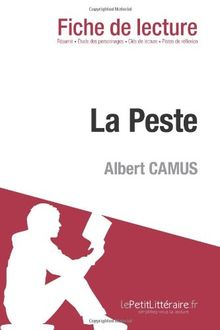 La Peste de Albert Camus (Fiche de lecture)