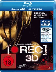Rec 3D (inkl. 2D-Version) [3D Blu-ray]