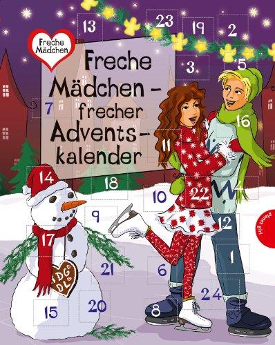 Mädchen Weihnachtskalender.Freche Mädchen Frecher Adventskalender 2013