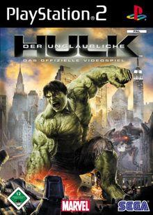 Der Unglaubliche Hulk - Das offizielle Videospiel