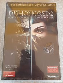 Dishonored 2 limitiertes T-Shirt Grösse L