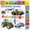 Erstes Lernen. Fahrzeuge: Pappbilderbuch mit Griff-Register und über 100 Fotos ab 1 Jahr