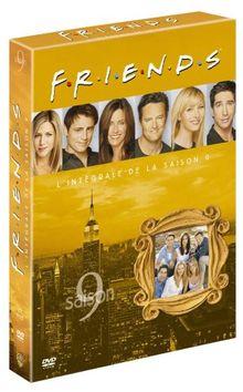 Friends - L'Intégrale Saison 9 - Édition 4 DVD (Nouveau Packaging) [FR Import]