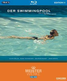Der Swimmingpool - Meisterwerke in HD Edition 2/Teil 11 [Blu-ray]