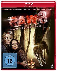 Raw 3 - Die Offenbarung der Grete Müller [Blu-ray]