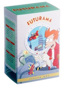 Futurama - Season 1 Collection (3 DVDs)