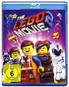 The Lego Movie 2 [Blu-ray]