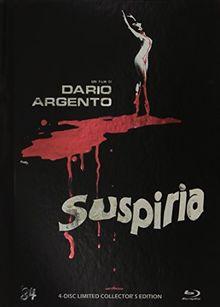 Suspiria - Uncut [Blu-ray] [Limited Collector's Edition]