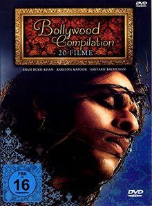 BOLLYWOOD COMPILATION - Exklusive Sammler-Box mit 20 Bollywood Kinofilmen [10 DVDs]
