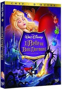 La Belle au bois dormant - Edition Chef d'Oeuvre 2 DVD
