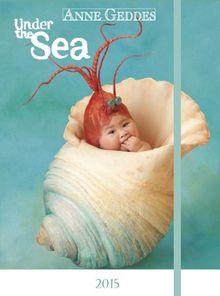 Anne Geddes Under the sea 2015: Tagebuch / Diary