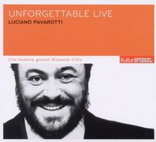 KulturSPIEGEL - Die besten guten Klassik-CDs: Unforgettable Live