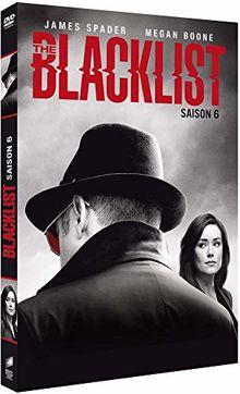 Coffret the blacklist, saison 6