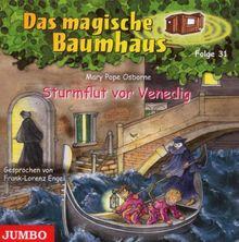 Das Magische Baumhaus 31/Sturmflut Vor Venedig
